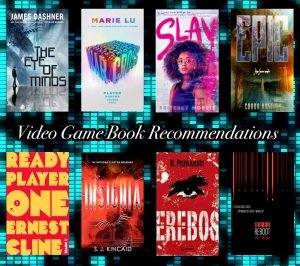Video Game Book Recommendations