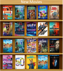 New Books and Movies for September