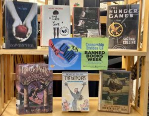 Banned Books for Teens