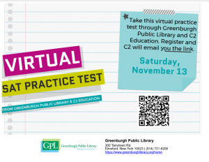 Virtual SAT/ACT Practice Test